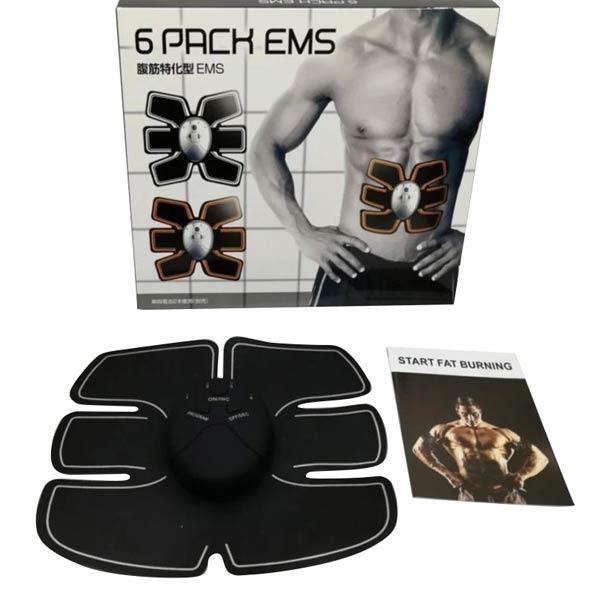Ems Six Pack - eletroestimulador muscular - Portugal - como usar - Encomendar