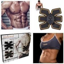 Ems Six Pack - eletroestimulador muscular - forum - capsule - funciona