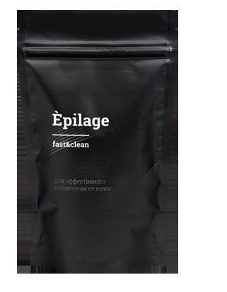 Epilage - creme de depilação - como aplicar - preço - capsule