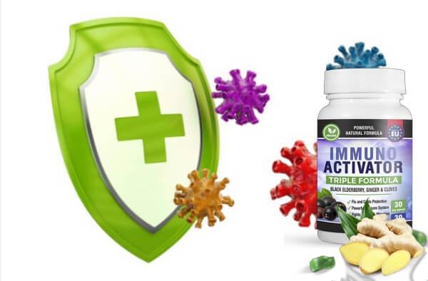 Immuno Activator - efeito antiviral - Portugal - como usar - efeitos secundarios