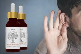 Nutresin Herbapure Ear - melhor audição - como aplicar - preço - capsule