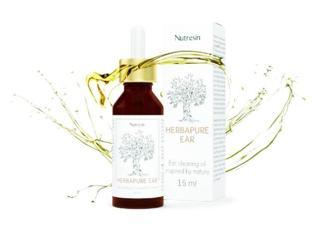 Nutresin Herbapure Ear - melhor audição - farmacia - onde comprar - funciona
